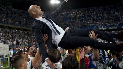 ¡Real Madrid campeón!: la fiesta del ganador de la Liga de España