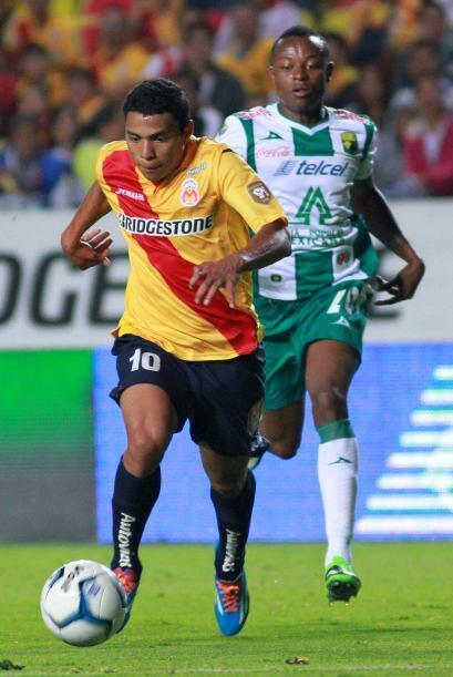 Jefferson Montero.- Como de costumbre, anotó gol y comandó el ataque del...