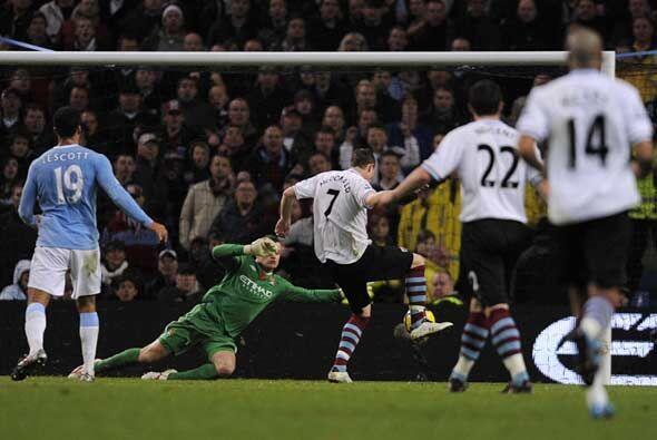 El Burnley comenzó dando la sorpresa al Manchester City con dos goles de...