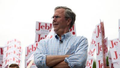 Jeb Bush revela su plan migratorio