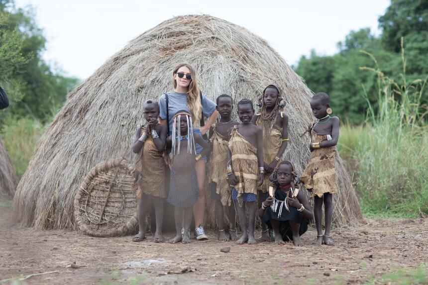 En fotos: las otras caras de la belleza femenina alrededor del mundo _MG...