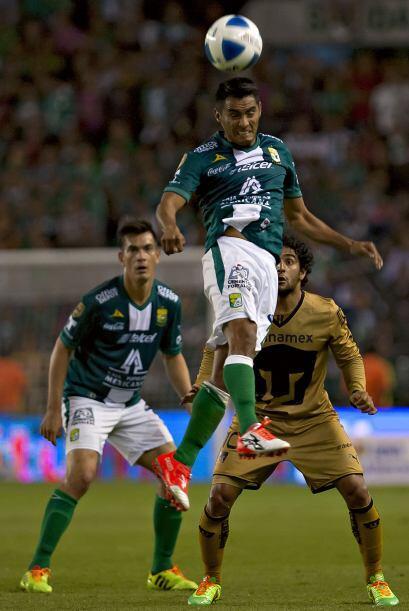 El 'Gallito' Vázquez en la recuperación de balones ha sido clave para qu...
