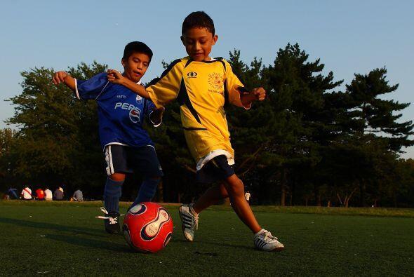 El 43 por ciento de los menores de 8 años nacidos de inmigrantes tienen...