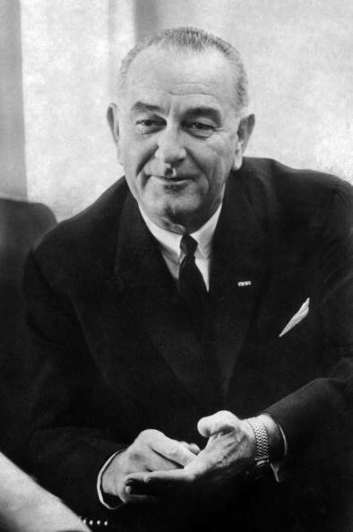 # 36 - Lyndon Johnson. Mandato desde 22 de noviembre de 196, hasta 20 de...