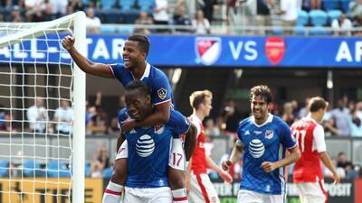 'Pibe' Valderrama, Michael Ballack, David Beckham, Chicharito Hernández, entre las estrellas mundiales que han jugado el MLS All-Star Game