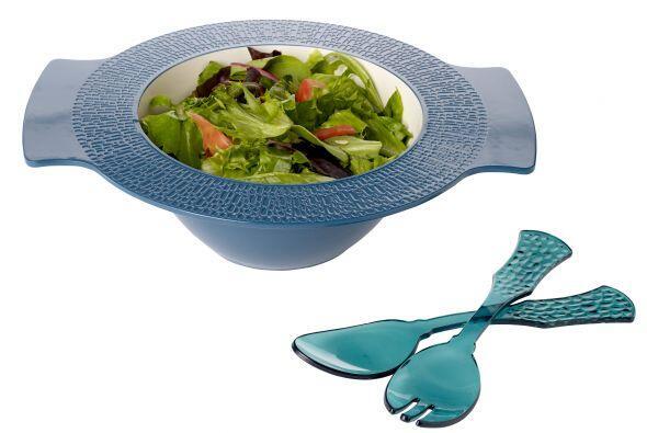 Durante la época de calor las ensaladas son muy recurrentes. ¡Sírvelas c...