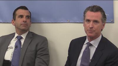 Gavin Newsom busca implementar un plan para aliviar la crisis de vivienda al sur de la Bahía