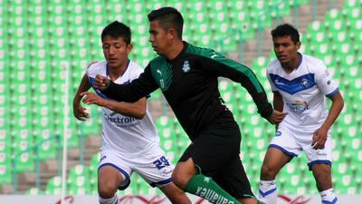 Santos Laguna venció a Celaya en amistoso
