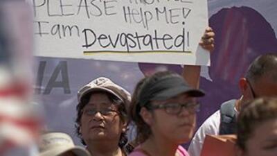 Mientras el Congreso decide qué hacer con la reforma migratoria, las dep...