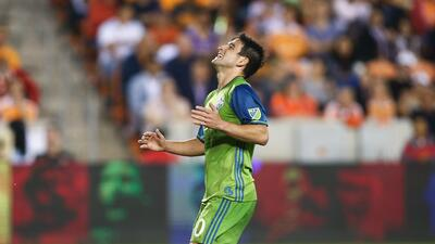 Nicolás Lodeiro Seattle Sounders Playoffs 2017