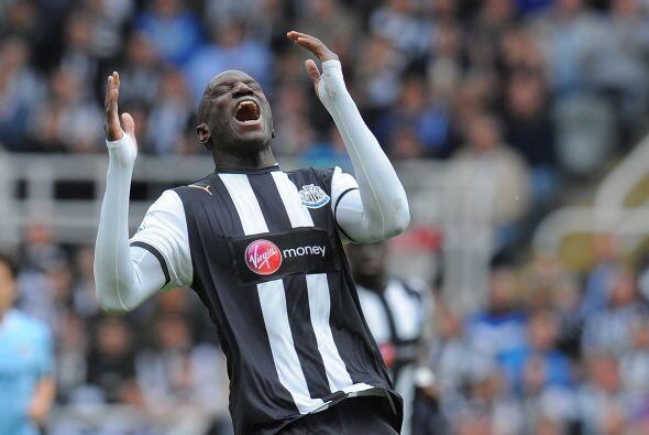 Sin embargo, Newcastle falló sus pocas ocasiones de marcar ante el visit...