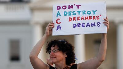 La Acción Diferida del 2012 protege de la deportación a cerca de 800,000...