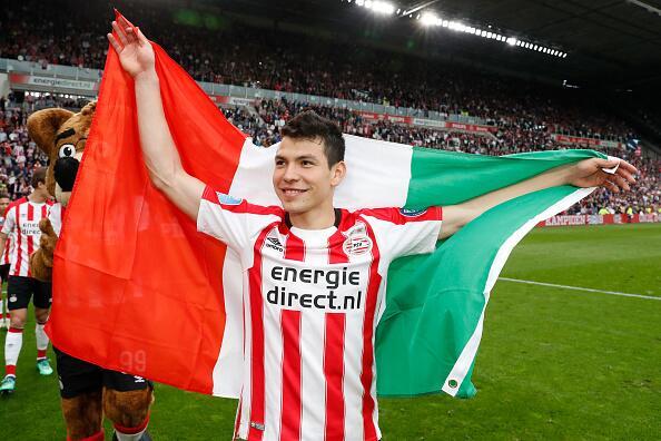 En fotos: Hirving Lozano es campeón de la Eredivisie con el PSV 94656220...