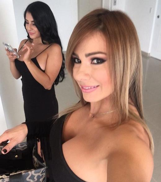 Esta es la actriz porno que coquetea con quien fuera la promesa mundiali...