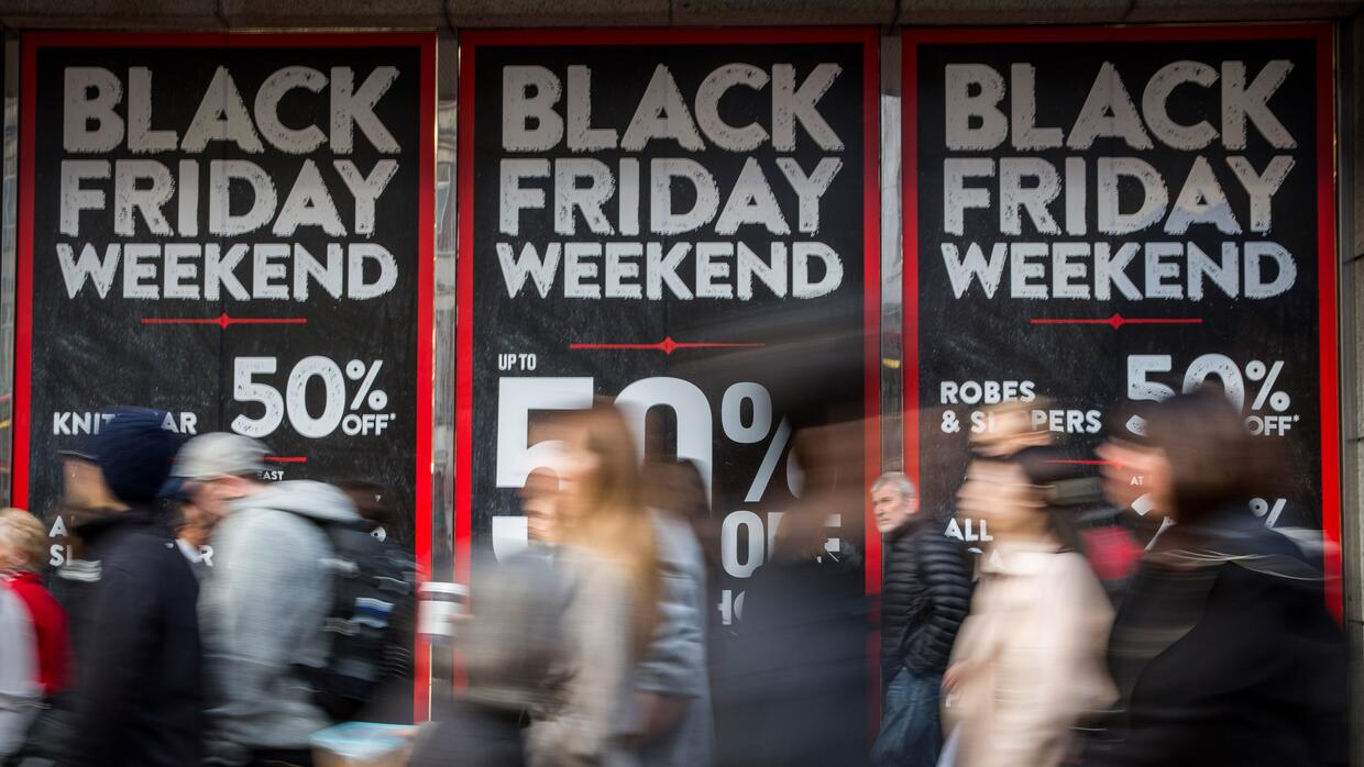Descuentos en Black Friday y Cyber Monday