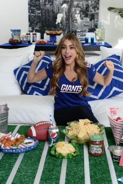 La euforia del Super Bowl invade a chicos y grandes, por eso para que pu...