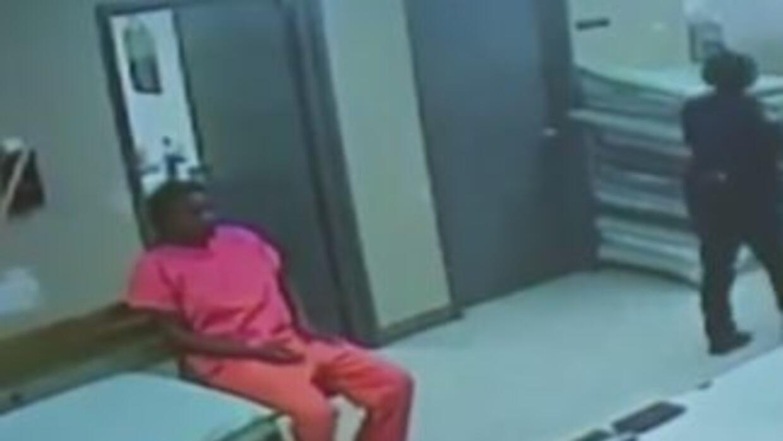 Video difundido de Sandra Bland antes de morir.
