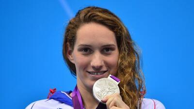 La francesa falleció junto con otros deportistas.