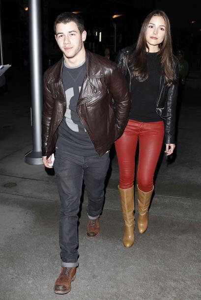 Nick Jonas y su novia Olivia Culpo siguen dando de qué hablar con su amo...