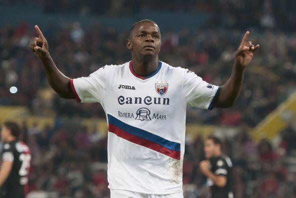 Anotó el gol al minuto 63, salió de cambio al 77, tiró tres veces a port...