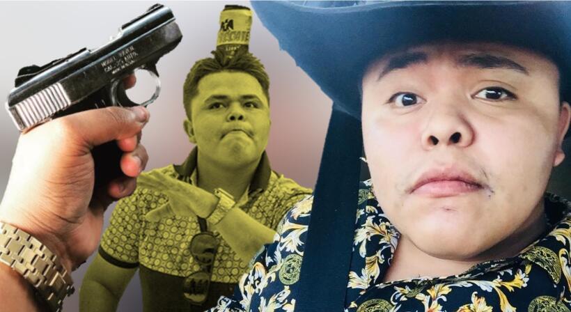 'El Pirata de Culiacán' es un joven que se convirtió en es...