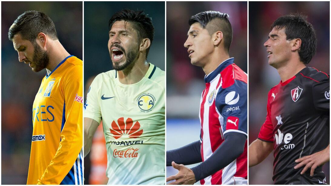 15 'Killers' con la pólvora mojada en el Clausura 2017 1.jpg