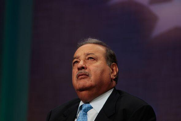1. Carlos Slim Helú. El hombre más rico de México &...