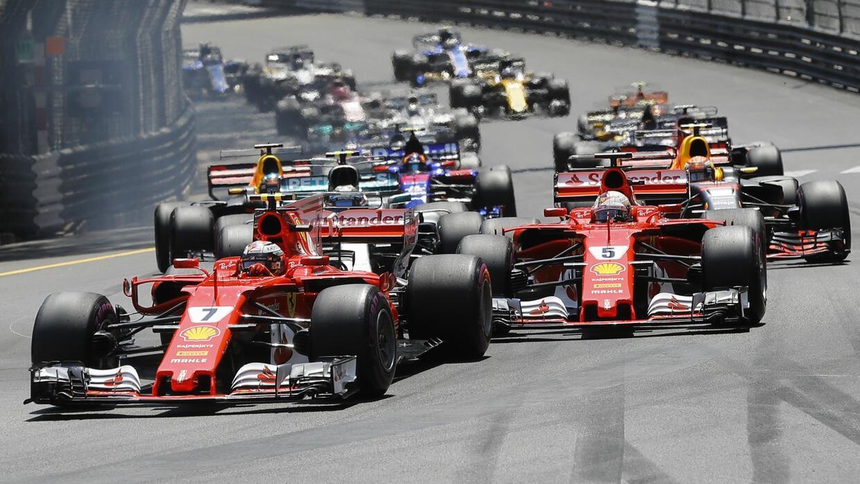 La temporada iniciará el 25 de marzo en Australia.