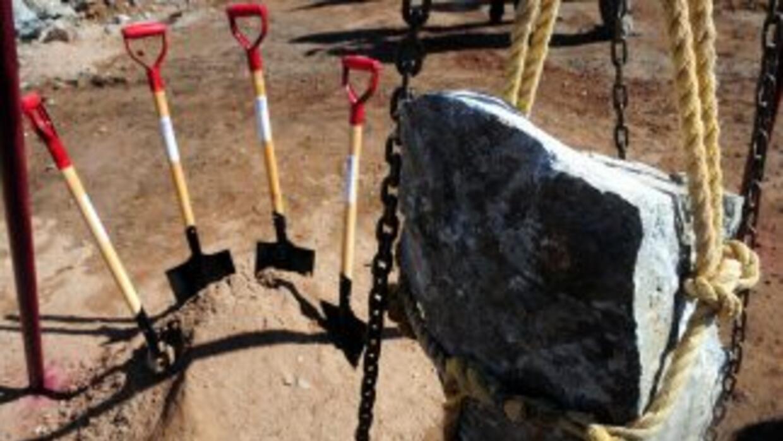 Minero chileno atrapado