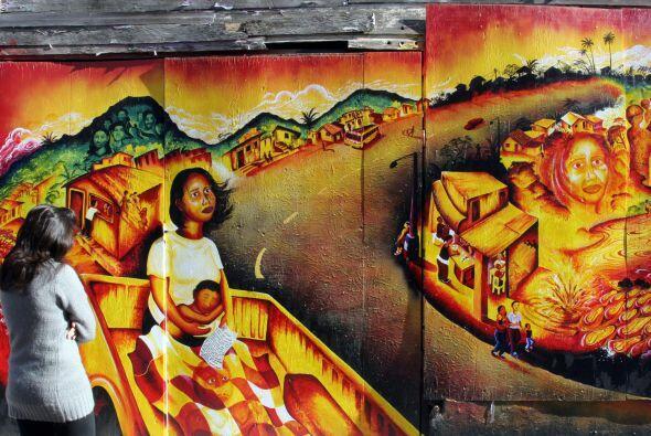 'Un Pasado Que Aún Vive (A Past That Still Lives)', localizado en Balmy...