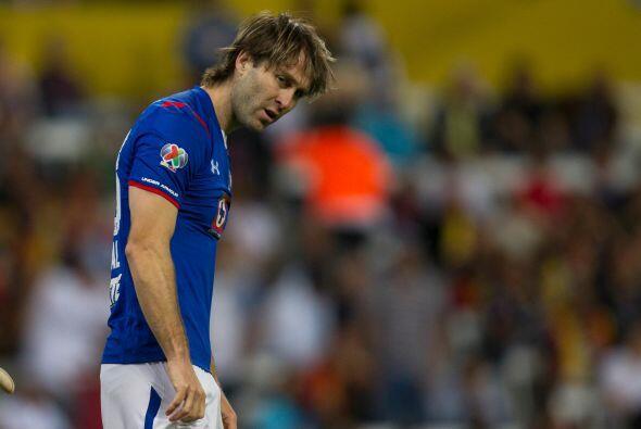 Aníbal Zurdo: El delantero mexicano tuvo un semestre de pesadilla con el...