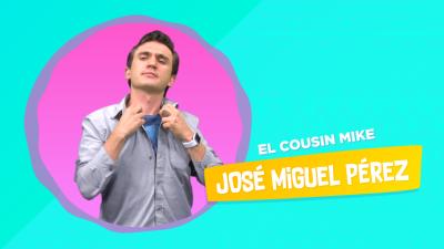 Mike Martínez, el cousin con más style