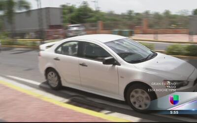 Milly Méndez probó el servicio de Uber en Puerto Rico