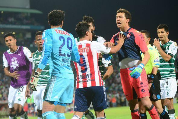 2.- En primer lugar, Guadalajara consiguió un empate sin goles en el jue...
