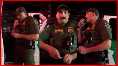 (Video) Por hablar español, dos latinas fueron detenidas por la patrulla fronteriza