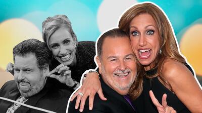 Retrojueves: Así lucían Lili y Raúl hace 20 años cuando comenzó El Gordo y La Flaca