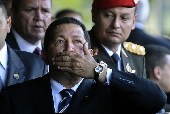 """""""Gracias al pueblo venezolano por su fe, su confianza, su persisten..."""