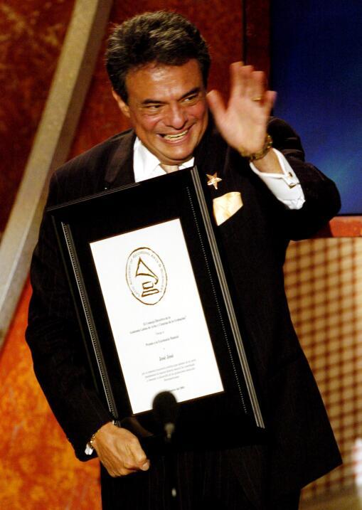 Jose Jose LA 2004