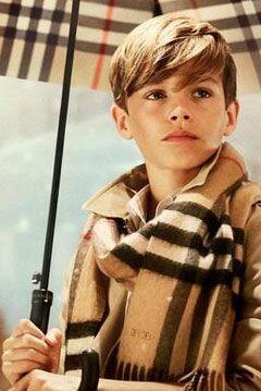 Todo parece indicar que el hijo de David y Victoria Beckham no será futb...