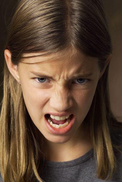 """Su hijo también debe decir en voz alta frases como: """"No me gusta lo que..."""