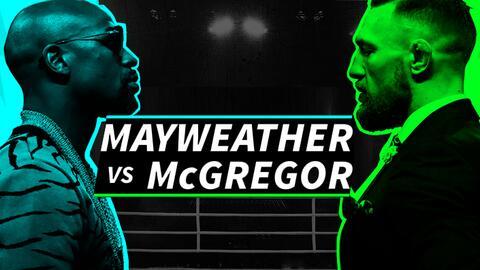 Mayweather vs McGregor Previa DL