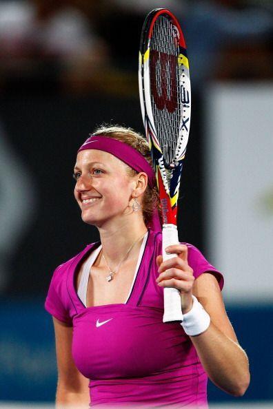 Petra Kvitova venció a Daniela Hantuchova por lo que se verá en las semi...