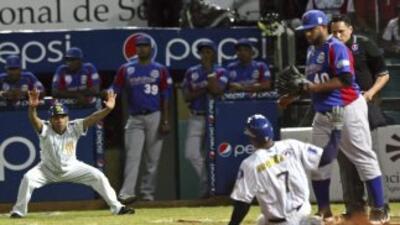Venezuela líder de la Serie del Caribe.