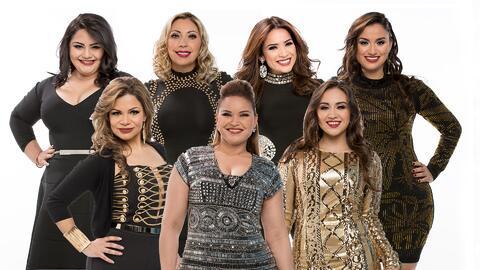 Estas son las chicas que quedan en La Reina de la Canción