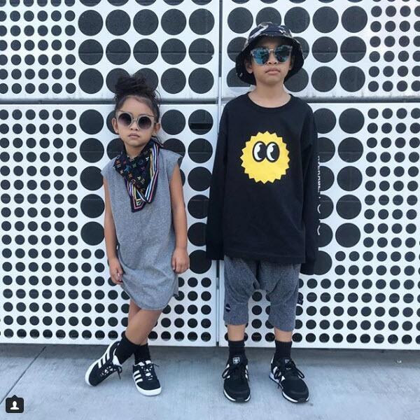 Kingston and Kaui influencer