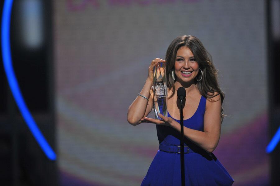 Thalía en Premio Lo Nuestro.