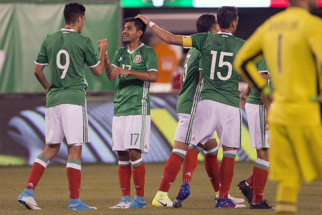 """MetLife Stadium: Un """"puerto"""" seguro para la Selección Mexicana 20170601_..."""