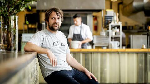 El chef René Redzepi, copropietario de NOMA, uno de los mejores restaura...