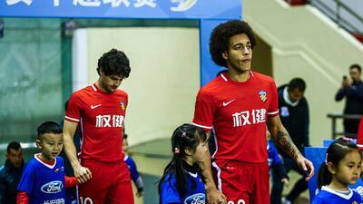 Este jugador chino fue suspendido seis meses por un simple pisotón
