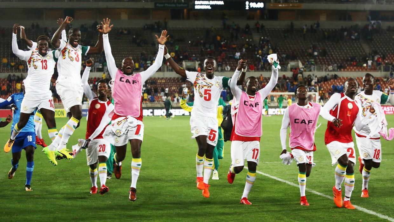 Senegal sólo había participado en el Mundial Corea-Japón 2002.